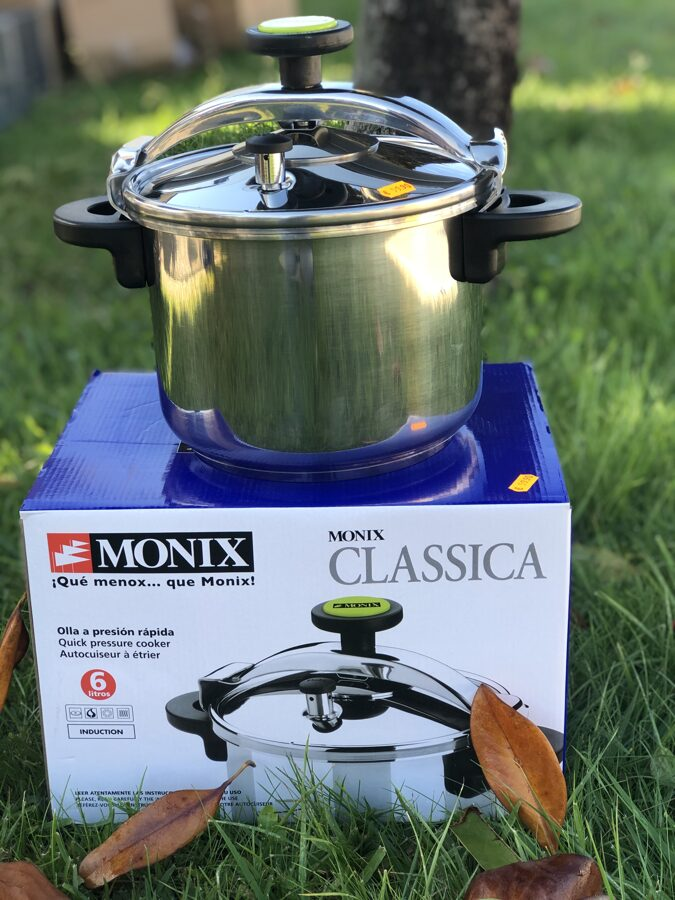 Olla a presión CLASSICA Monix 6L