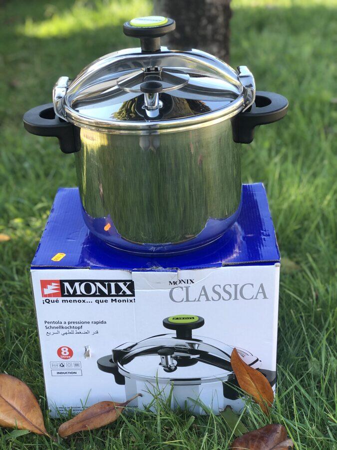 Olla a presión CLASSICA Monix 8L